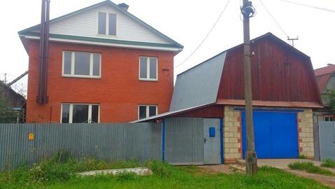 Два дома 150м2 и 90м2 на участке 13 соток. ИЖС. Щелково.