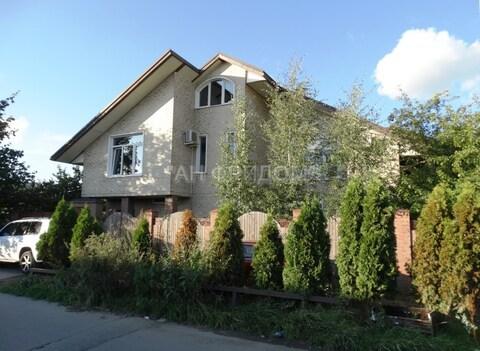Дом 300м2 на участке 8 сот. Москва