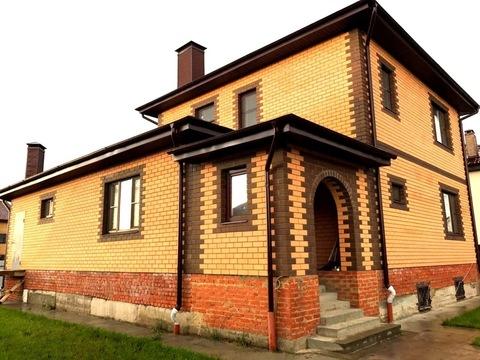 Коттедж 250 кв.м 9 сот. д.Клишева