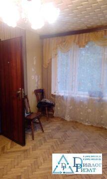 Продается 2-комнатная квартира в пешей доступности до метро Кузьминки