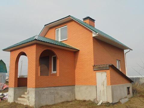 Дом в деревне Белозериха