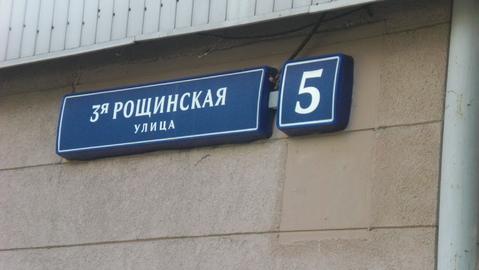 Однокомнатная квартира М.тульская