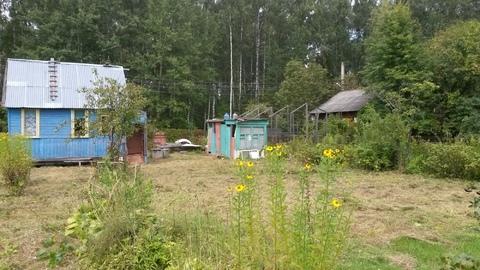 Участок 7 соток вблизи озера в хорошем блатном садовом товариществе, 500000 руб.