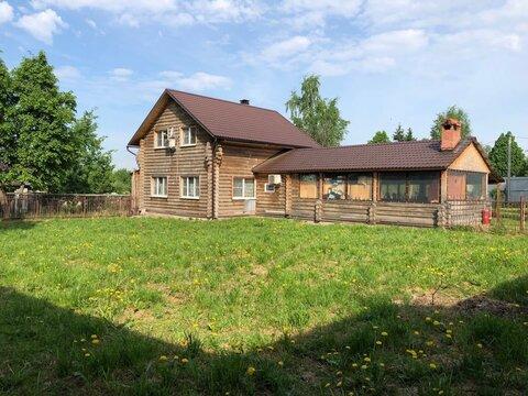 Участок 0,24 га и дом 216 м.кв.в Давыдково Москва 18 км от МКАД