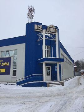 Торговое помещение в п. Нахабино, ул. Институтская, 18000 руб.