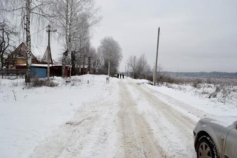 Земельный участок 12,5 соток в с. Лучинское