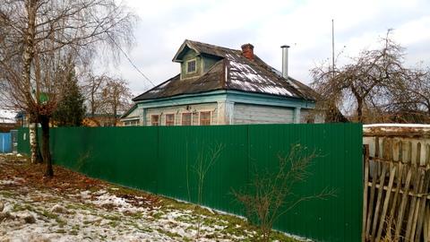 Дом в п. Шаховская