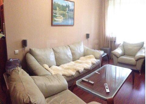 Продам 3-комн. кв. 55 кв.м. Москва, Малышева. Программа Молодая семья