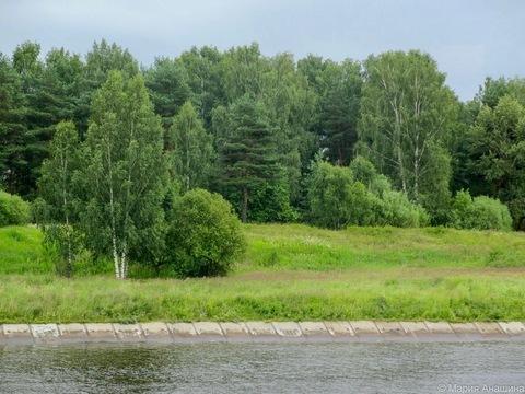 Участок 30 соток на берегу канала им.Москвы.