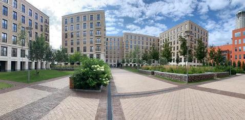 Новая квартира с дизайнерским ремонтом в закрытом ЖК, в центре Москвы