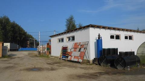 Продаётся магазин Стройматериалы со своей лесопилкой в Московской обл