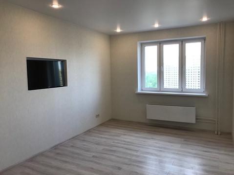 """1-комнатная квартира, 42 кв.м., в ЖК """"Жемчужина Зеленограда"""""""