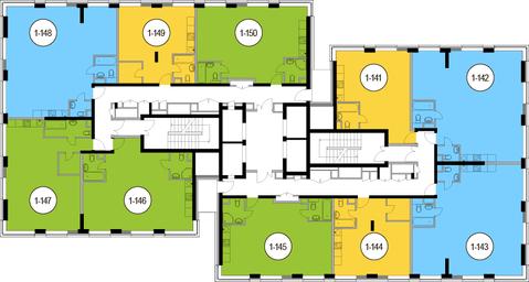 Москва, 3-х комнатная квартира, Головинское ш. д.10, 15651000 руб.