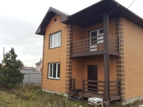 Продается новый 2-х этажный дом 168м2 участок 8сот, Щелковский район
