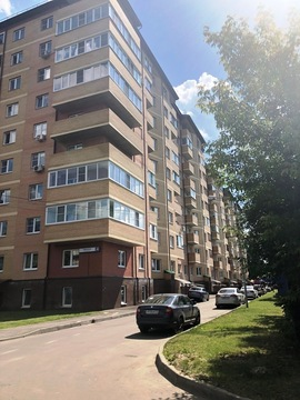 """2-комнатная квартира, 69 кв.м., в ЖК """"Дом на Овражной улице"""""""
