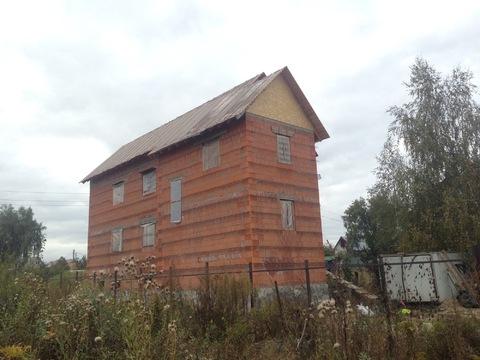 Дом 200 кв м Раменский район, д. Клишева , ул Октябрьская.