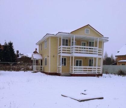 Продажа — дом 175 м2, 12 км от МКАД, ж/д ст. Сходня, дер. Голиково