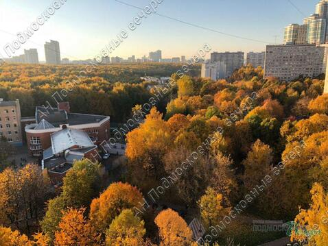 М. Калужская, улица Обручева, 28к2 / 3-комн. квартира / 13-й этаж / 16 .