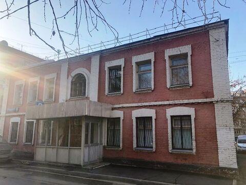 Здание в рабочем состоянии в р-не Тимирязевский