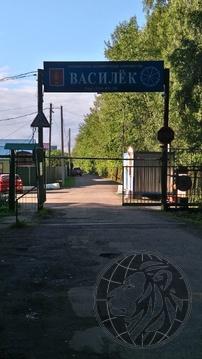 Участок 5 соток и летний 2-этажный дом, СНТ Василёк, Подольск