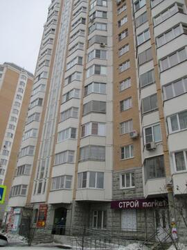 Град Московский, 1-я, Квартира