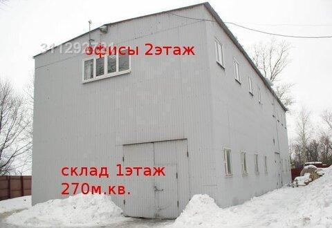 Предлагается в аренду складское помещение. Высота потолков 3,5 м, на 1