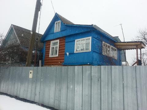Продам дом в д.Клеймёново