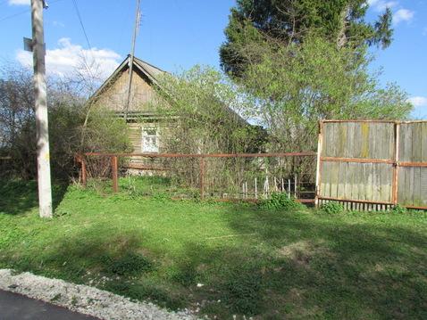 Продается дом в д. Сеньково Озерского района