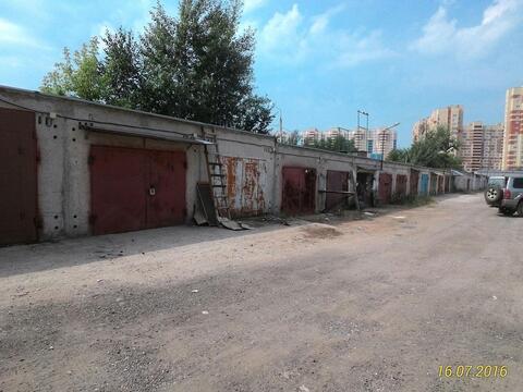 Гараж двухуровневый 42 кв.м, ГСК Рассвет, ул.Талалихина