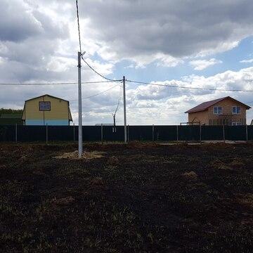 Участок 14 соток в 5 мин. езды от д. Дашковка Серпуховского района