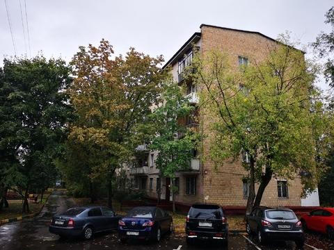 Продается 3-х комн. квартира на ул. Лодочная, м. Сходненская