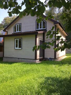 Срочно продается красивая благоустроенная дача в Рузском районе