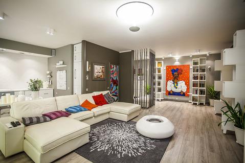"""3-комнатная квартира, 115 кв.м., в ЖК """"Скай Форт"""""""