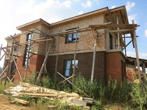 Дом 280 м2 (кирпич), 24 км Симферопольское шоссе