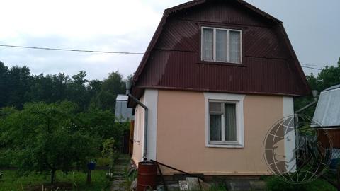 Дача 55 кв.м. и участок 4 сотки, СНТ Бор, д. Лучинское, Подольский р-н