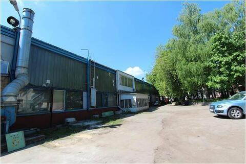 Сдаётся в аренду производственное помещение в городе Зеленоград.
