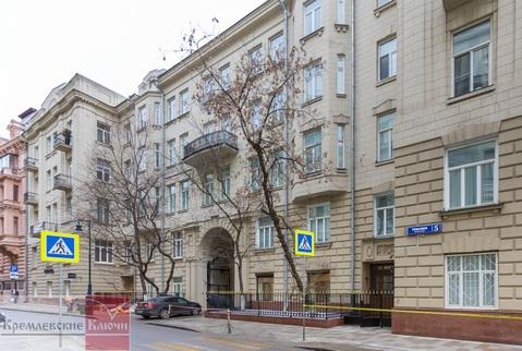 6-к квартира, 180 м2, 3/6 эт, Романов пер, 5