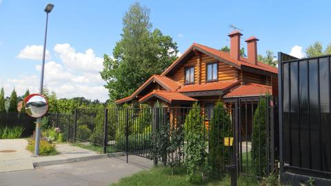 Дом в охраняемом кп Григорчиково