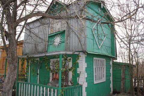Дача в СНТ Нечаевский