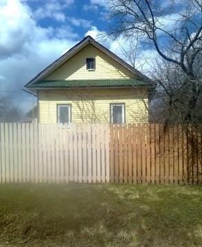Часть дома в д. Макшеево и 15 сот. ИЖС
