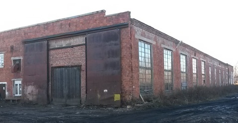 Производственное здание 1752 кв.м