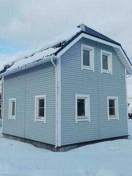 Продаётся комфортный каркасный дом 70м2 в СНТ Металург