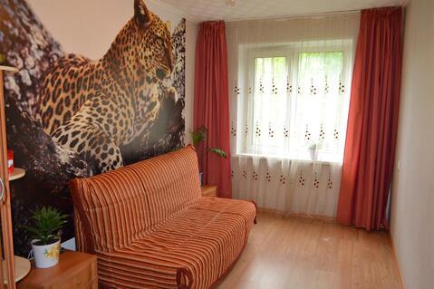 Пpoдам 3х комнатную квартиру в п.Строитель д.7