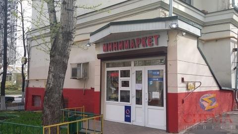 Кубанская 14с1 продуктовый магазин при отсутствии конкурентов