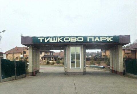 Продается земельный участок в кп. Тишково парк Пушкинский район