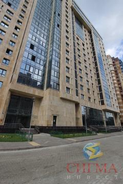 """3-комнатная квартира, 135 кв.м., в ЖК """"Квартал 38А"""""""