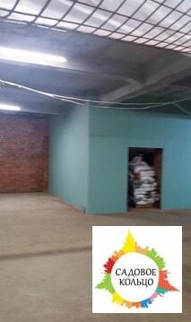 Сдам от собственника производственно-складское помещение 600 метров, м