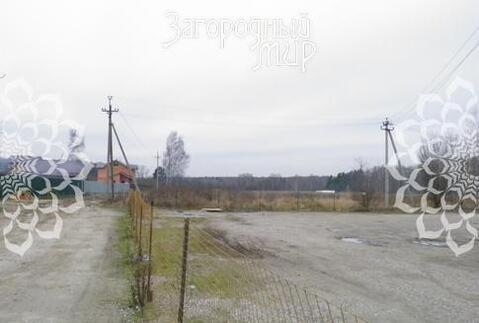 Ярославское ш, 28 км от МКАД, Тишково