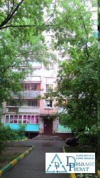 1-комн квартира в пешей доступ до ж/д станции, пгт Красково, Школьная