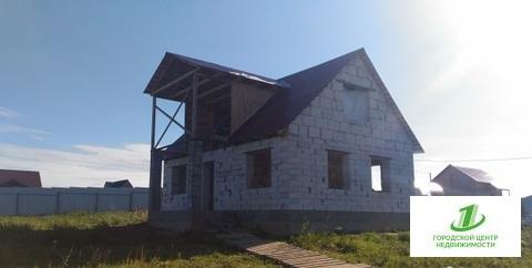 2-этажный каменный дом 130 м2 в Раменском районе